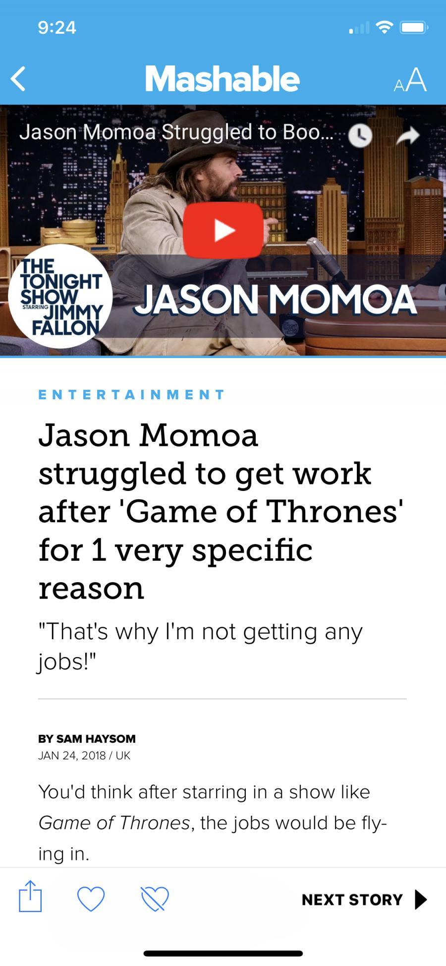 Mashable Media