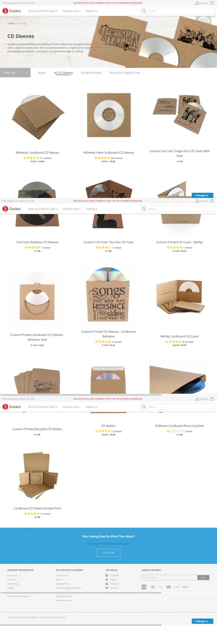 Guided Print & Packaging