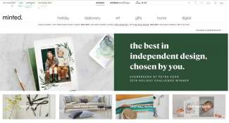 Minted Wedding Invites And Announcements