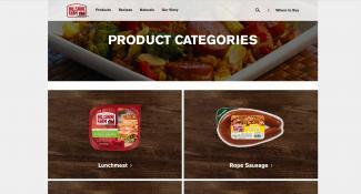 Hillshire Farm Product Categories
