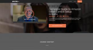 Amazing.com Course Page