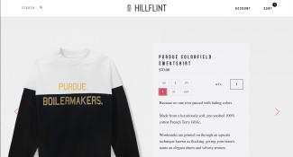 Hillflint University Sports Apparel