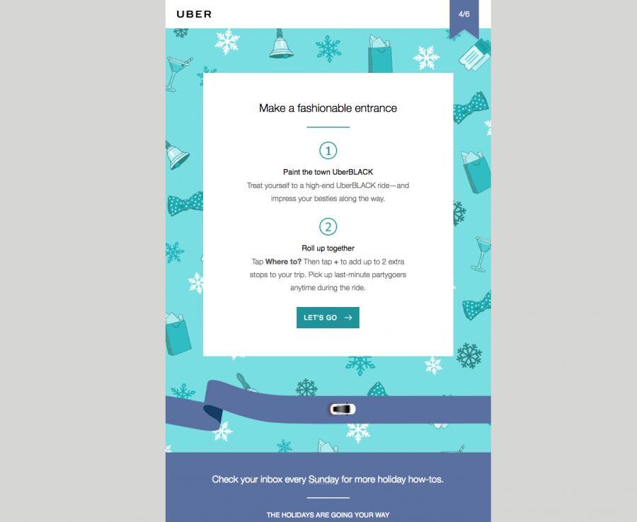 Uber - Get A Ride