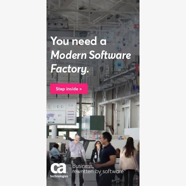 CA Technologies Software