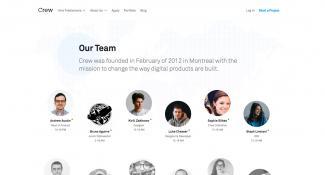 Crew Freelancer Network