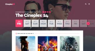 Cineplex 24 Movie Listings