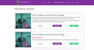 Online Learning Course Details