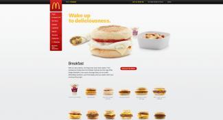 McDonalds Breakfast  Foods