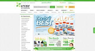 Lucky Vitamins Supplement Store