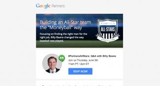 Google Partners Webinar