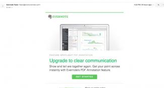 Evernote Feature Spotlight