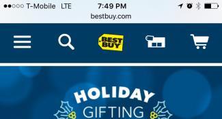 Best Buy Retail Electronics