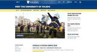 Visit Us - University Of Toldeo