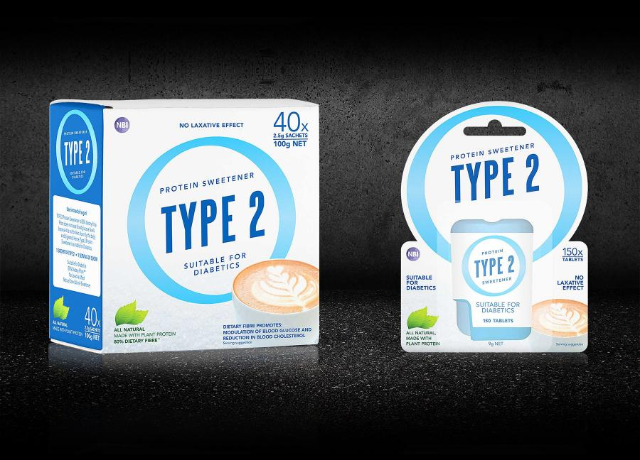 Type 2 Protein Sweetener