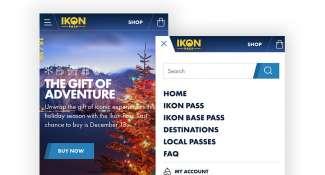 Ikon Ski Resort Pass